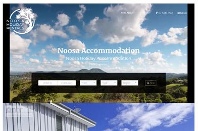 Noosa Holiday Rentals