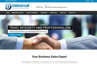 Universal Business Brokers