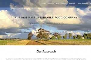 Australian Sustainable Food Company