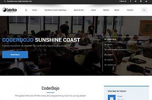 Sunshine Coast Coder Dojo
