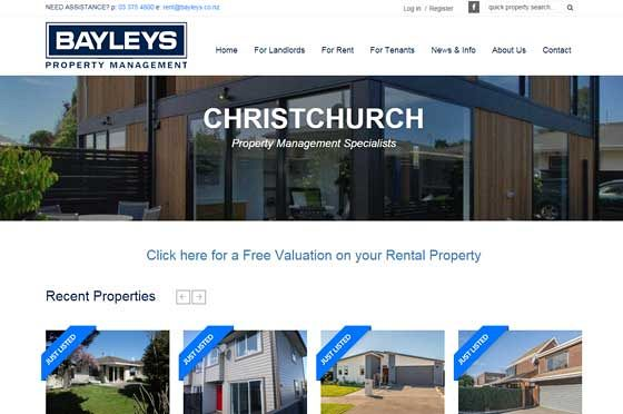 Bayleys Property Management